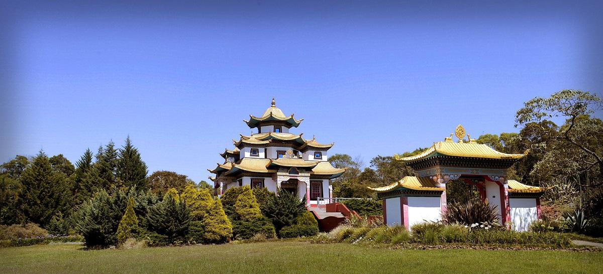 Templo de Khadro Ling, Três Coroas - RS
